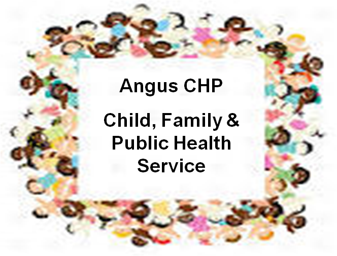 Angus child and families service logo