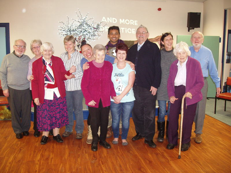 Tayside Healthcare Arts Trust host creative dance event in Perth