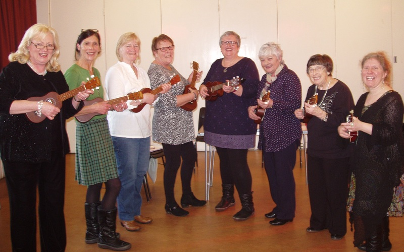Tayside Healthcare Arts Trust Musicality event in Perth