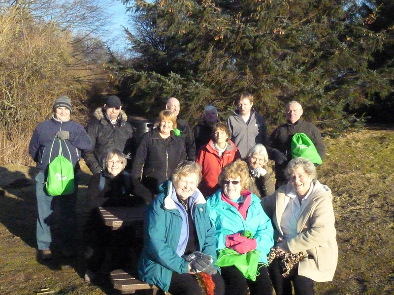 Volunteer walk leader opportunities