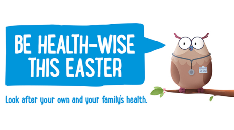 Be health wise this easter