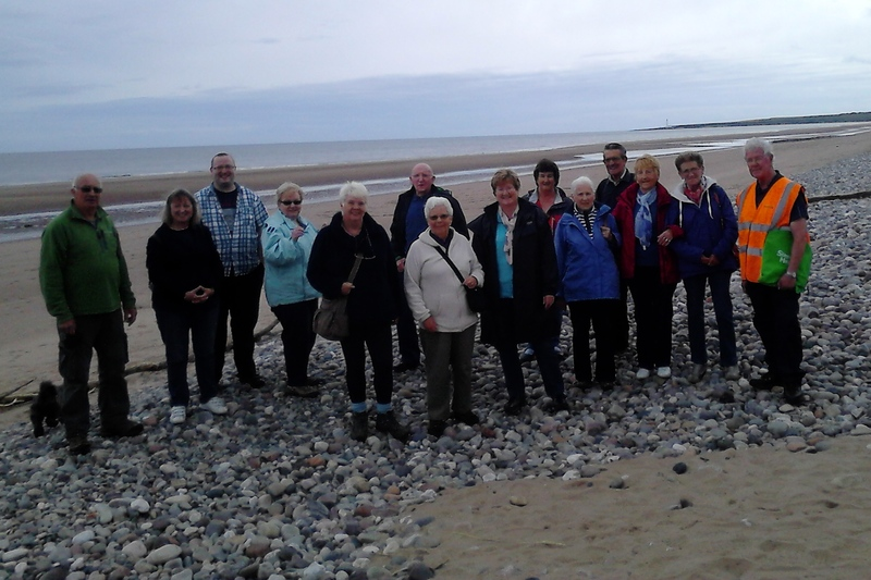 Brechin walkers take Steps Tay Health