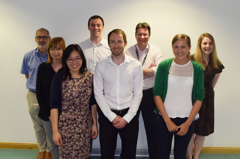 New clinicians welcomed to Tayside