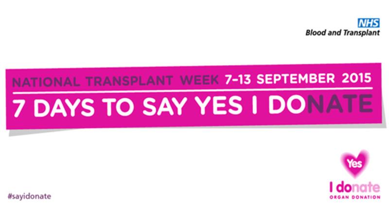National Transplant Week