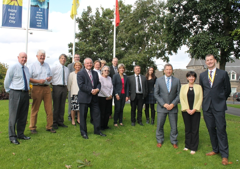Health and Social Care Integration reaches milestone in Perth and Kinross