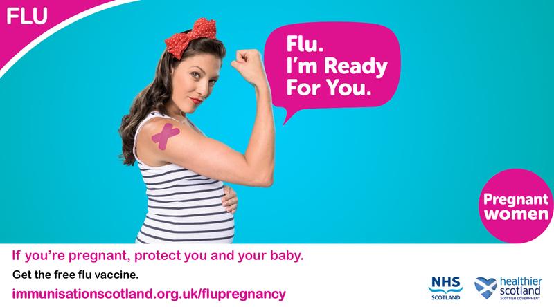 Carousel Flu Pregnant