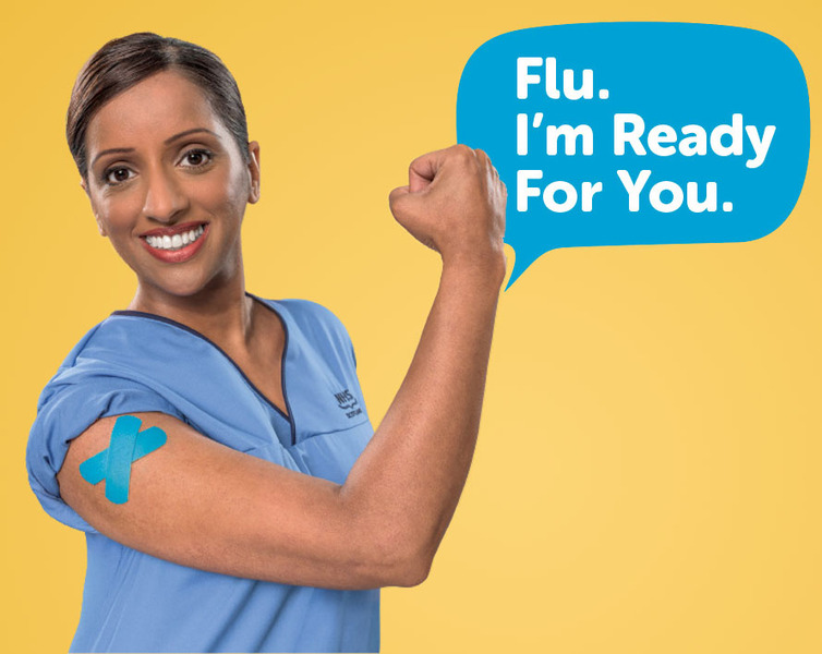staff flu image
