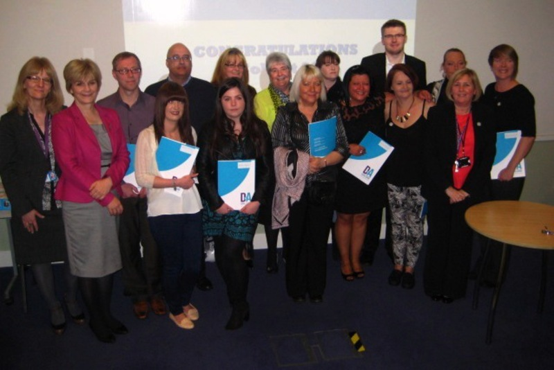 Employability Services students celebrate success