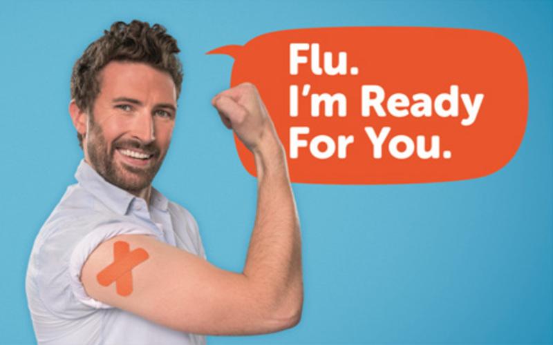 GP flu vaccination clinics