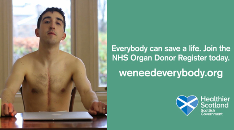 Organ Donation campaign 2016
