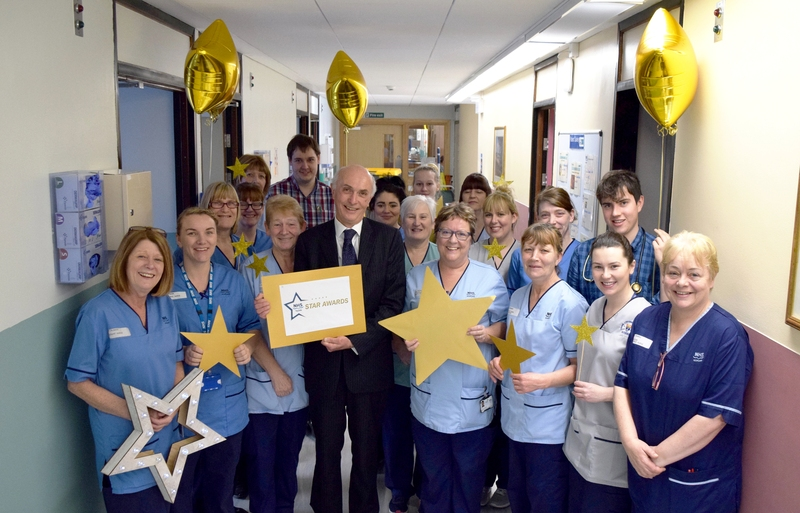 Who's your NHS Tayside STAR?