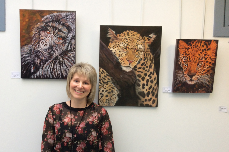 New art exhibition at Whitehills gallery