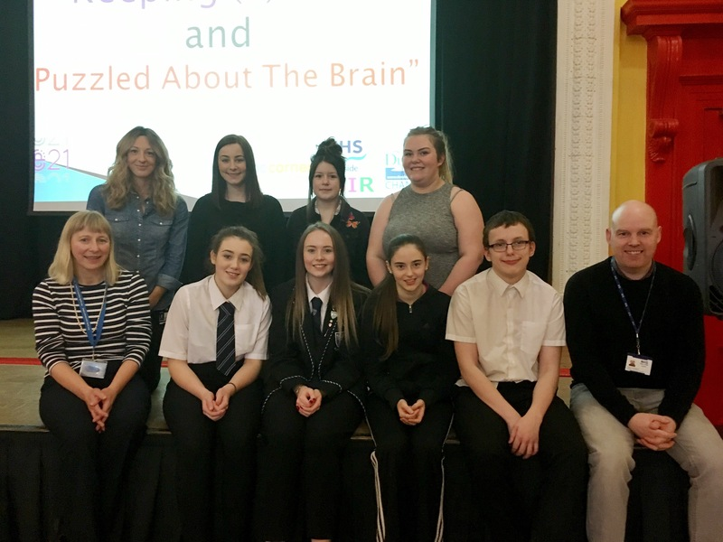 Brain injury film launched at The Shore