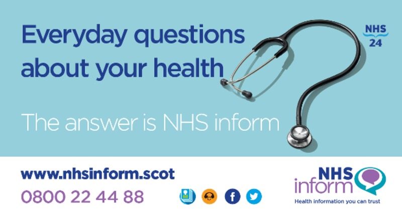 NHS inform website
