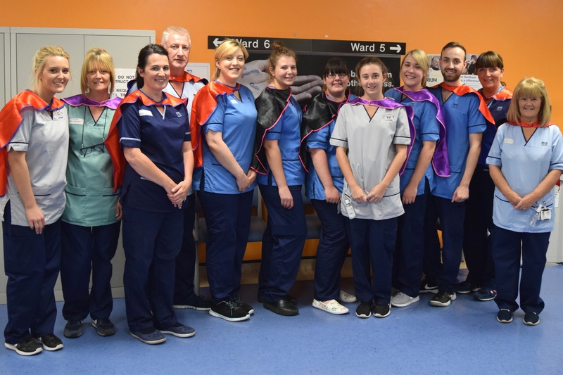 NHS Tayside celebrates International Nurses' Day