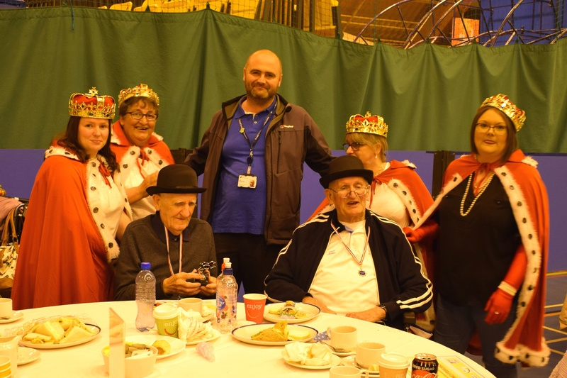 Older people Go4Gold in Perth and Kinross