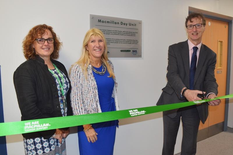 New Macmillan facilities for Forfar