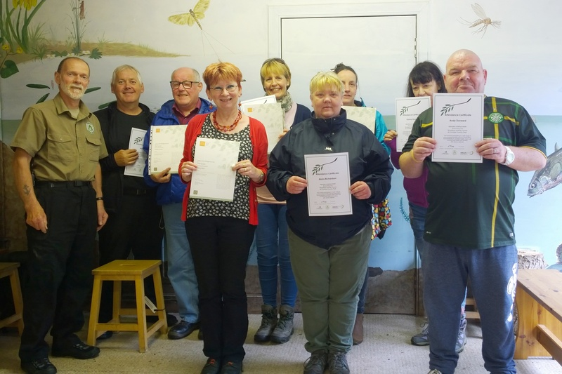 Branching Out programme a success with service users