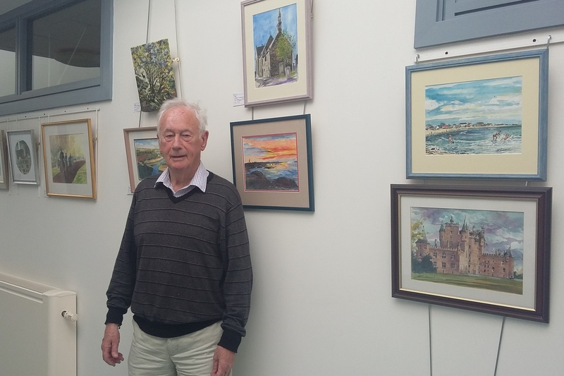 New art exhibition at Whitehills gallery