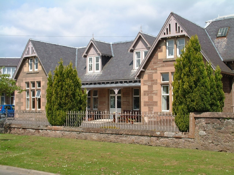 Picture of Blairgowrie Cottage Hospital