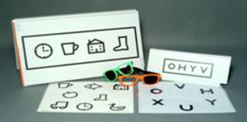 eye test equipment for children