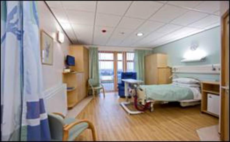 Cornhill Macmillan Centre Inpatient Unit