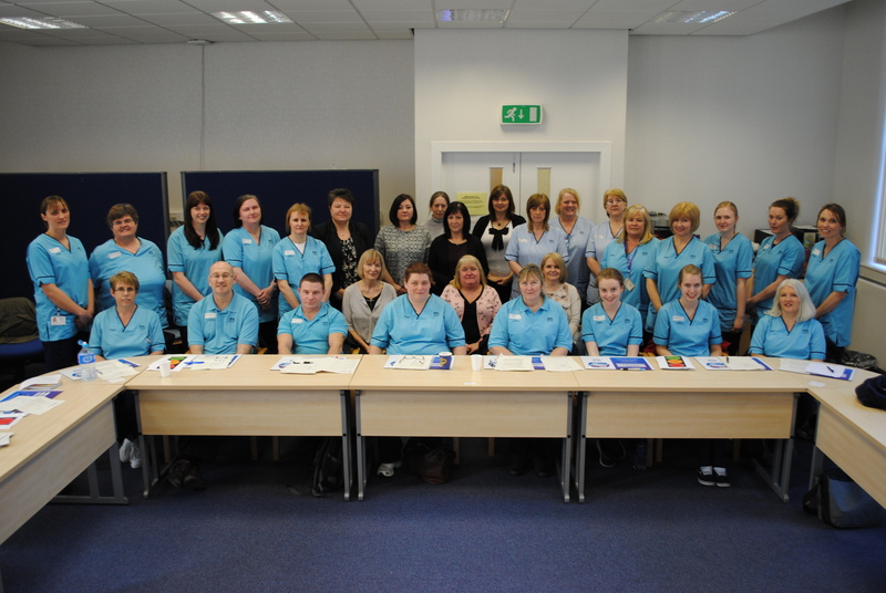 NHS Tayside Audiology and Balance Service Team