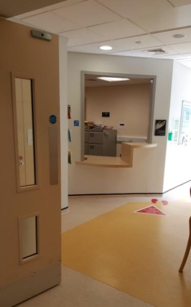 Endoscopic Room: NHS Tayside