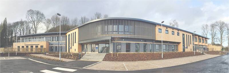 Dudhope Young Peoples Inpatient Unit Main Picture