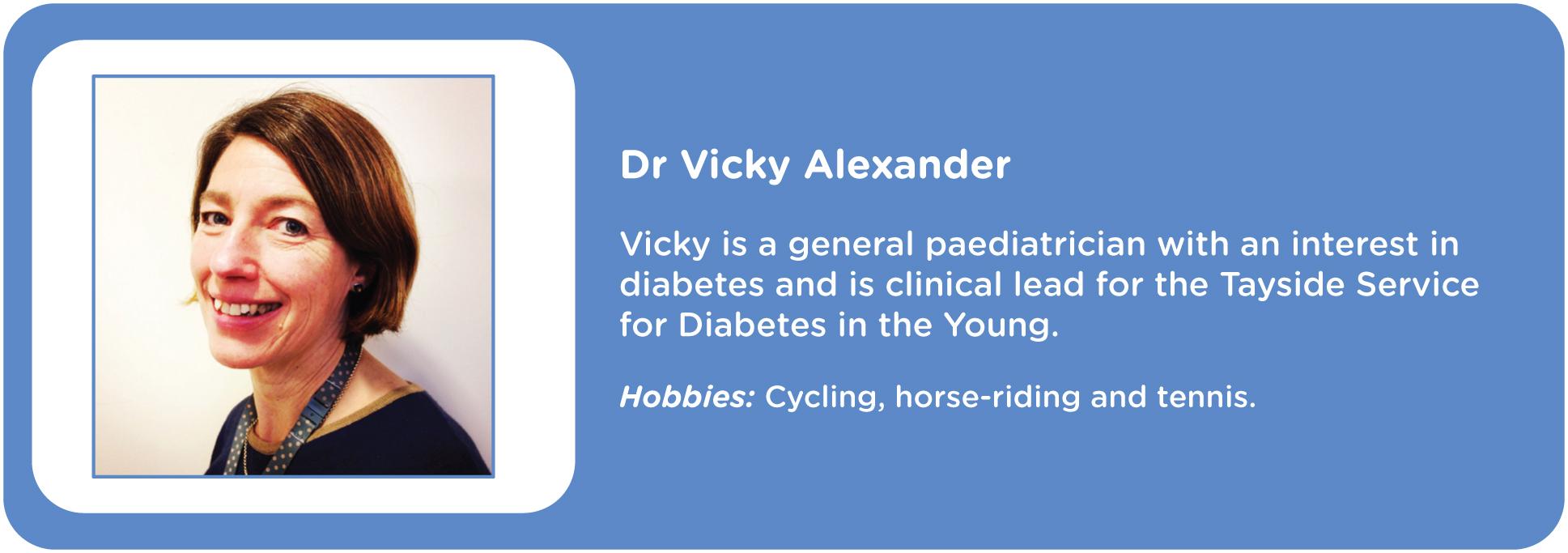 Vicky Alexander