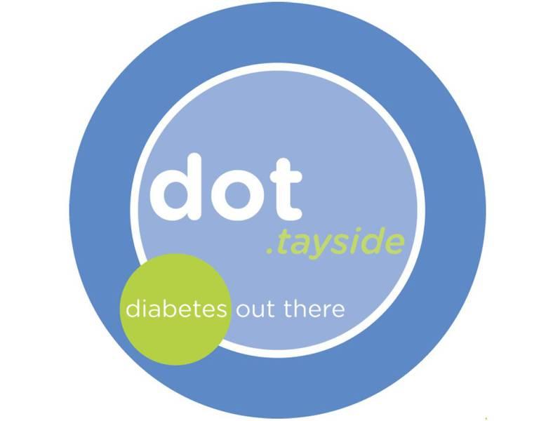 DOT Tayside logo green